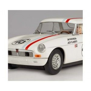 Scalextric MGB No. 46