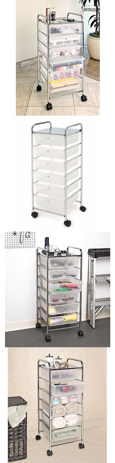 Salon and Spa Supplies: Barber Shop Equipment Supplies Storage Accessories Stuff Cart Trolley Salon Best BUY IT NOW ONLY: $79.75