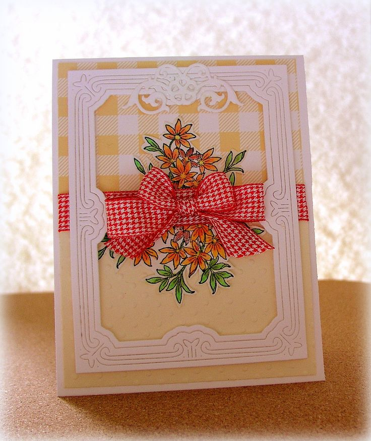 wedding thank you cards time limit%0A Thank you card by Street  Cards and Paper Crafts at Splitcoaststampers