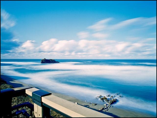 白兎海岸(鳥取) Hakuto Coast, Tottori, Japan