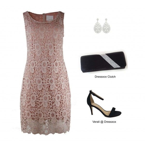 Yotua Lace Cocktail Dress