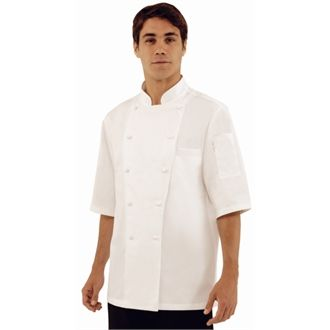 Chef Works Capri Executive Chefs Jacket 34in - A915-34
