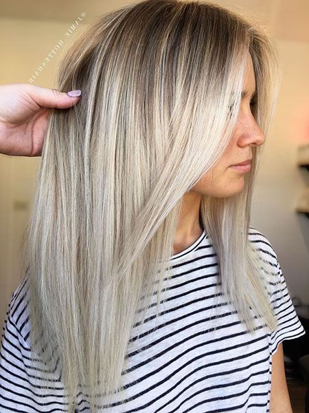 28 Ombre Straight Hairstyles
