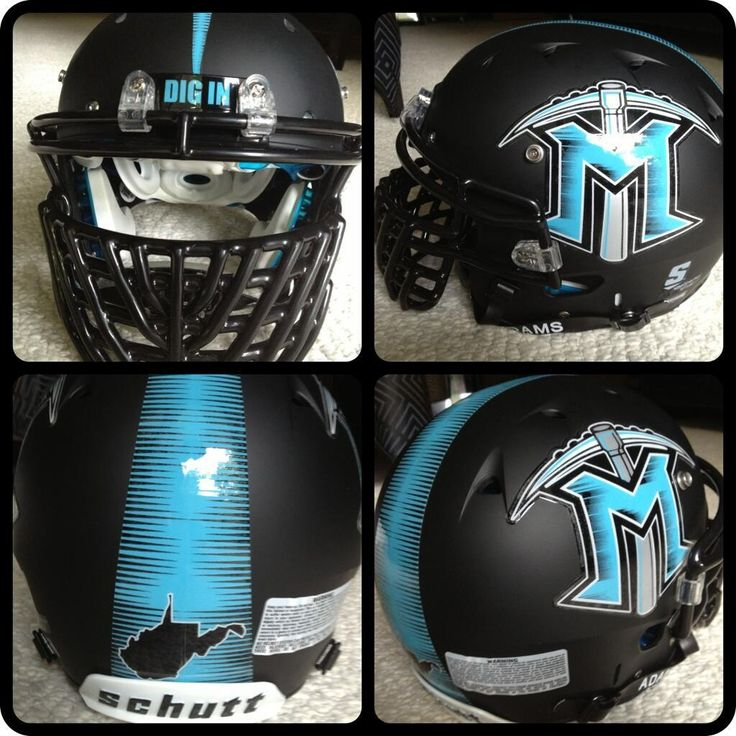 Healy awards the nations toughest helmet decals on