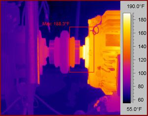 Infrared Thermography, Thermal Analysis, Infrared Services and Testing - Invizions, Inc.