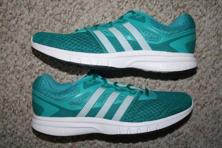 New Adidas running shoes 10 green white ten cross training with tags supercloud #adidas #RunningCrossTraining