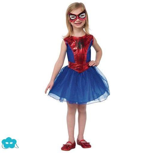 Resultado de imagen para disfraz de mujer araña para niña