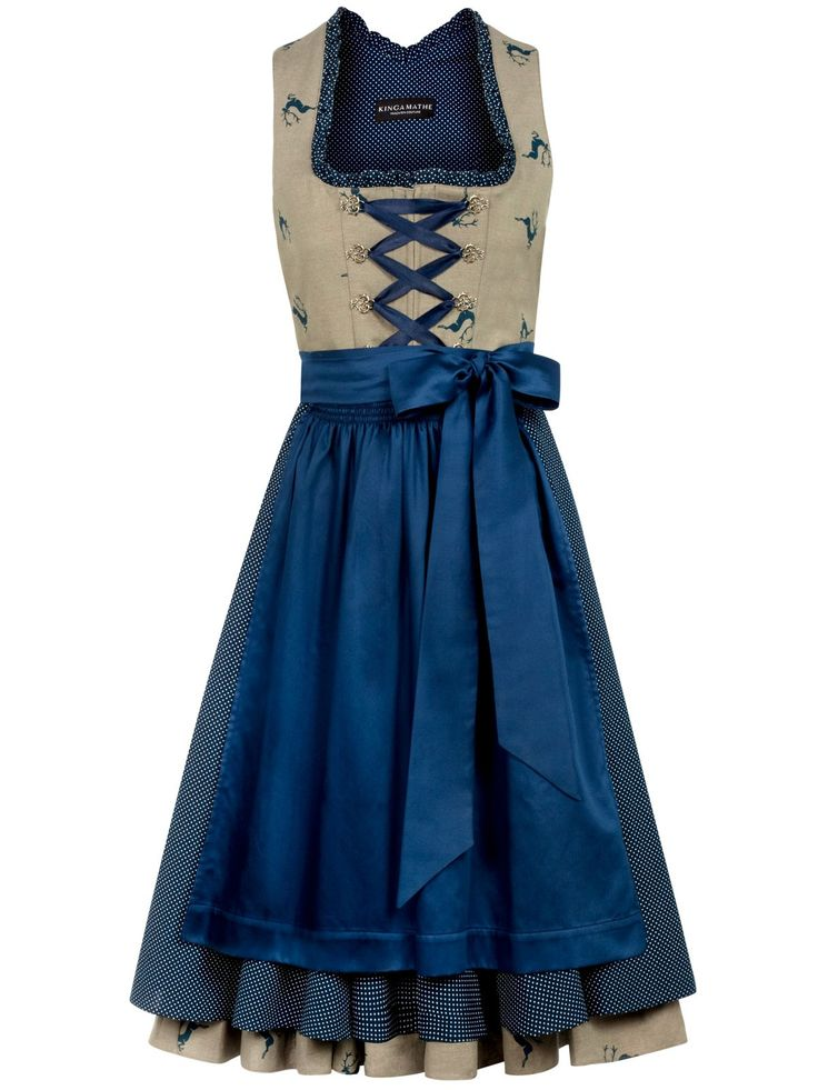 Dirndl hochwertig von Kinga Mathe High Fashion Dirndl Germany