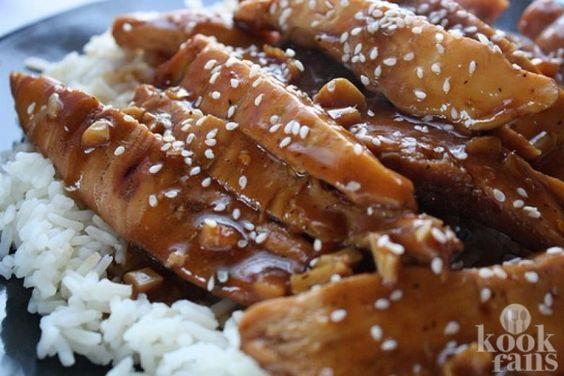 Deze kip teriyakiis goed voor te bereiden en dan in maar 10 minuten klaar! Soms heb je geen zin om uitgebreid te koken. Je hebt niet veel tijd of de kinderen of je partner moeten ergens zijn. Stress, stress, stress. Gelukkig zorgt het eten niet langer voor stress. Deze kip teriyaki is gezond, snel