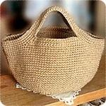 knit or crochet meCrochet Ideas, Crafts Ideas, Crochet Bags, Crochet Market Bag, Crochet Crazy, Crochet Totes, Crocheted Bags, Crochet Inspiration, Crochet Handbags