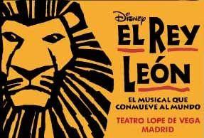 Musical El Rey León (Madrid)