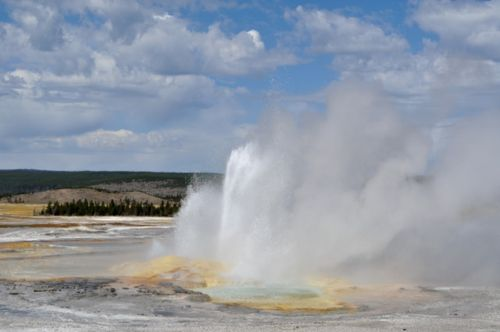 Yellowstone National Park (Wyoming)