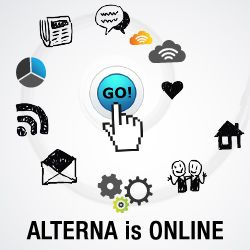 The new ALTERNA website is Online! New user experience and graphic concept for you. www.alteareno.it