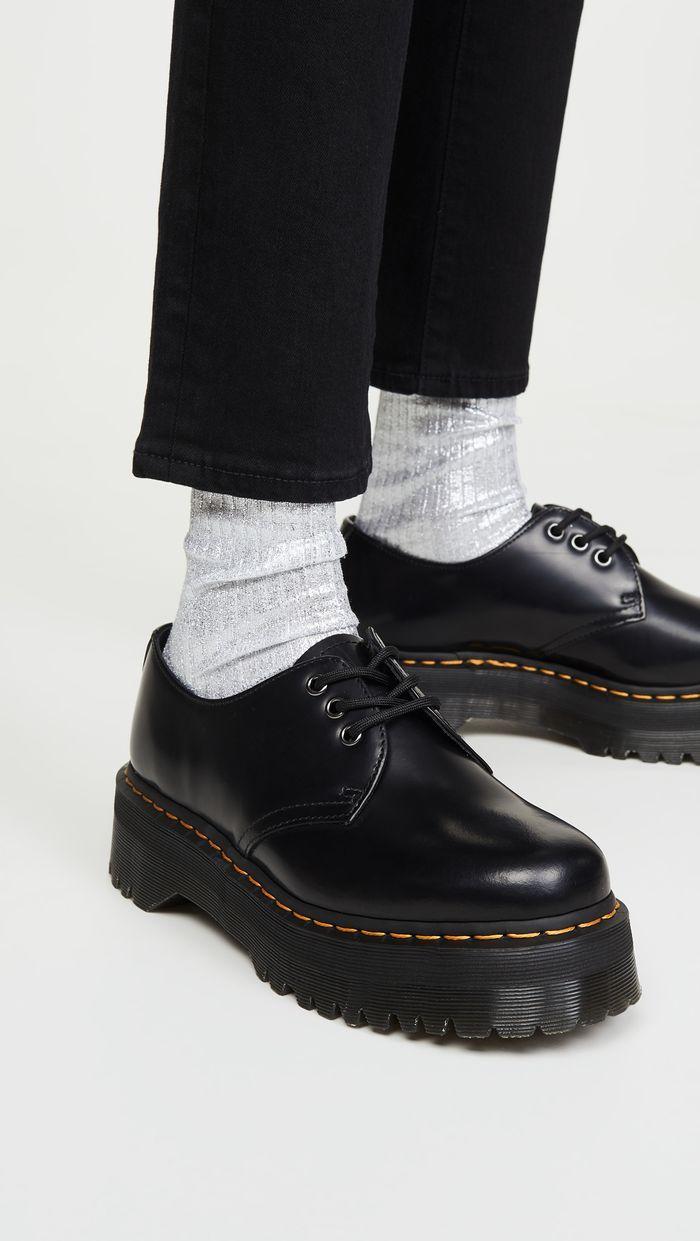 Dr. Martens 1461 Quad Lace-Up Shoes in