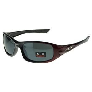 Oakley Antix Sunglasses Brown Frame Gray Lens For Sale Outlet : Cheap Oakley Sunglasses$18.91