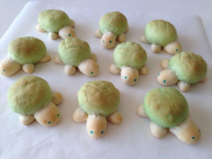 Skildpadde boller