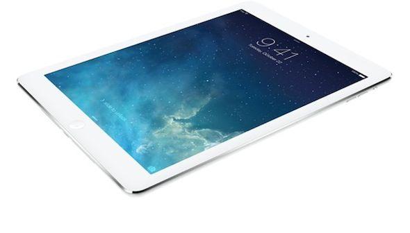 Se Confirma que el iPad Air Mantiene la Autonomía de Otros iPad