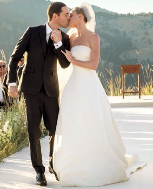 Kate Bosworth Wedding Dress