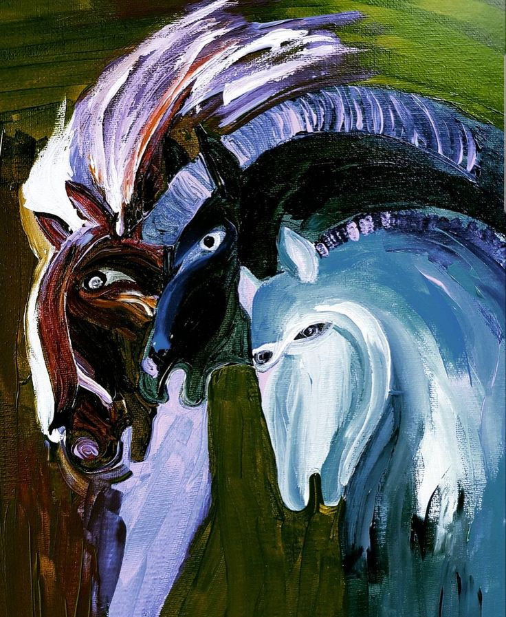 The 3 Amigos #painting by rmartin