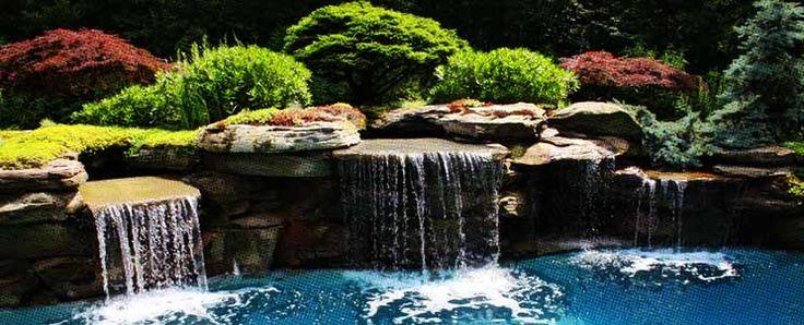 M s de 25 ideas incre bles sobre cascadas artificiales en for Disenos de fuentes y cascadas