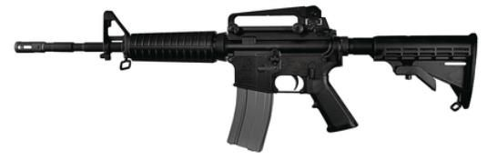 "Bushmaster M4 Carbine A3 .223 Remington 14.5"" With Izzy Muzzle Brake, 30 Round Mag"