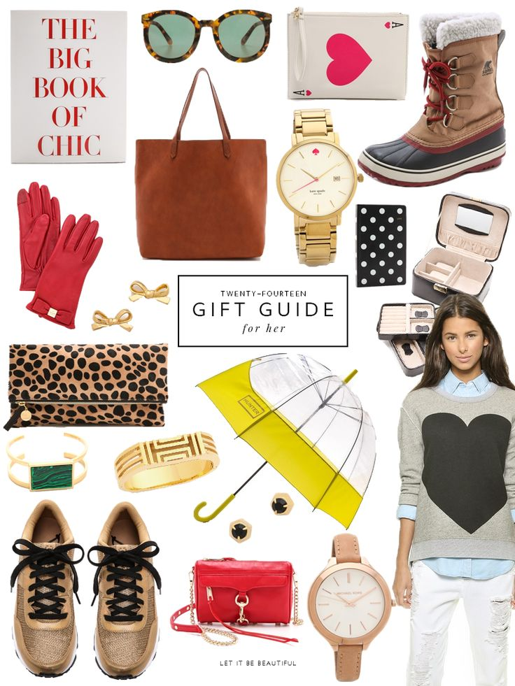 Marvelous Holiday Gifts For Her Part - 7: Holiday Gift Guide