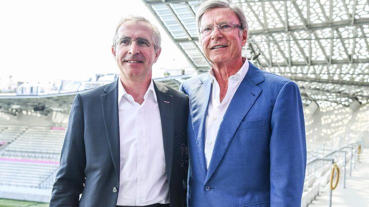 TOP 14 - L'ancien directeur Europe de Coca-Cola, le Français Hubert Patricot, a été nommé président exécutif du Stade français, désormais propriété du milliardaire allemand Hans-Peter Wild.