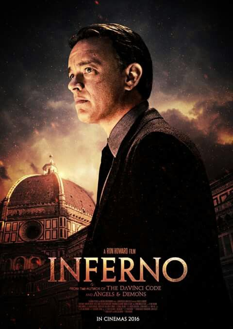 Inferno Dan Brown Film