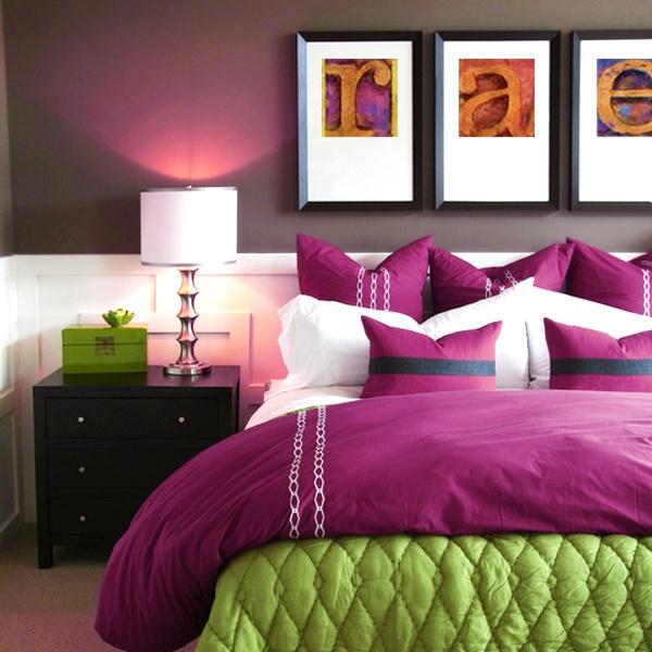 25 best fuschia bedroom trending ideas on pinterest jewel tone bedroom pink hallway paint