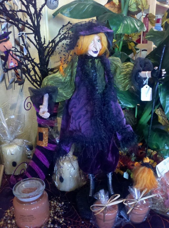 Spooky Witch | Kathy's Holiday Fall / Halloween | Pinterest