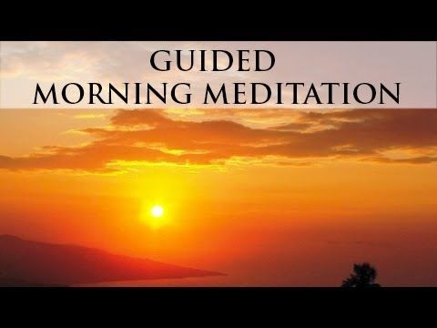 Guided Morning Meditation - YouTube