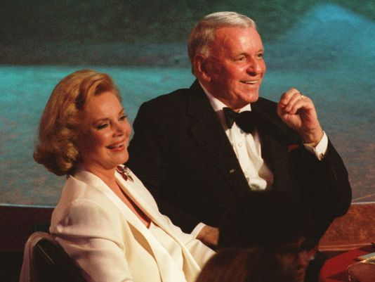 Frank Sinatra's wife, who died Tuesday, transcended her role as celebrity spouse, creating her own legacy by battling child abuse.