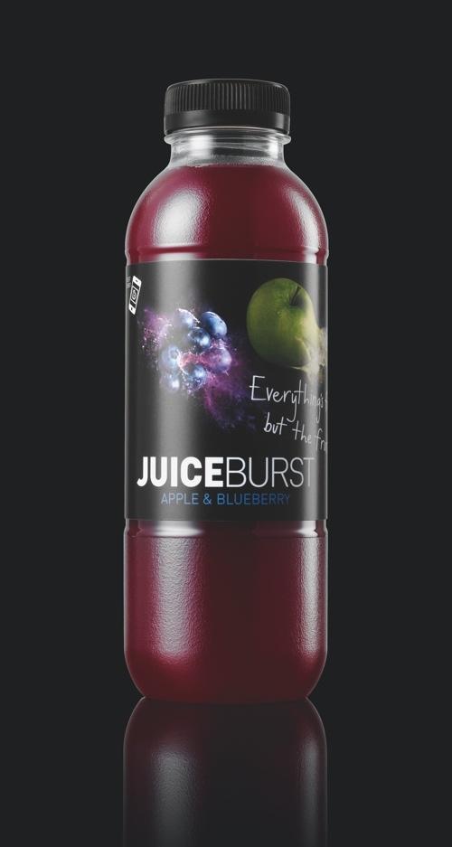 JuiceBurst Apple & Blueberry