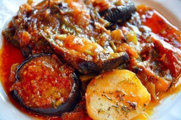 Ajapsandali (Georgian cuisine) | Recipes here
