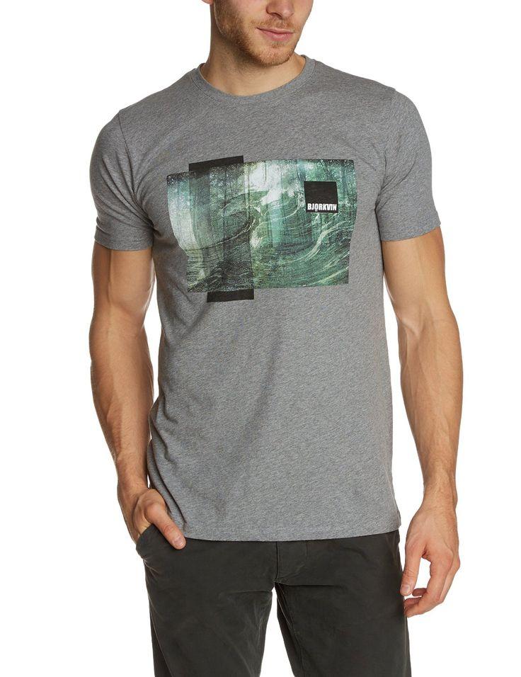 Björkvin Мужская футболка Против M чая: Amazon.de: Спорт & Отдых