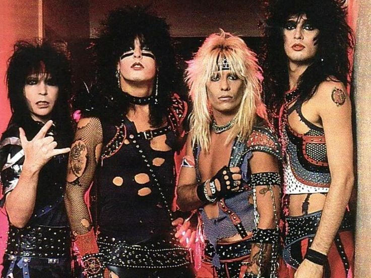 Top 15 Hair Metal Bands of All Time | L.A. Weekly