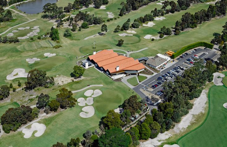 Huntingdale Golf Club - Peter Clarke Photography