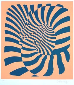 Elements and Principles of Design - OP Art