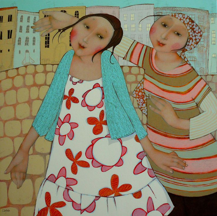 Cecile Veilhan  * Friends *