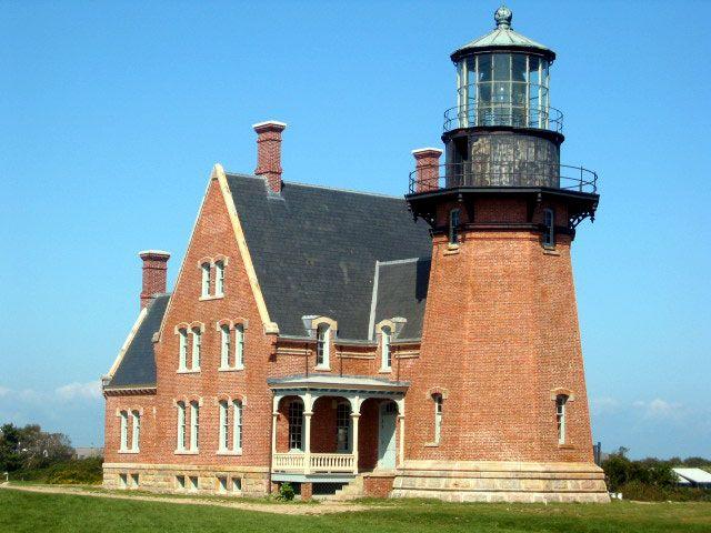 Light House Hike Rhode Island