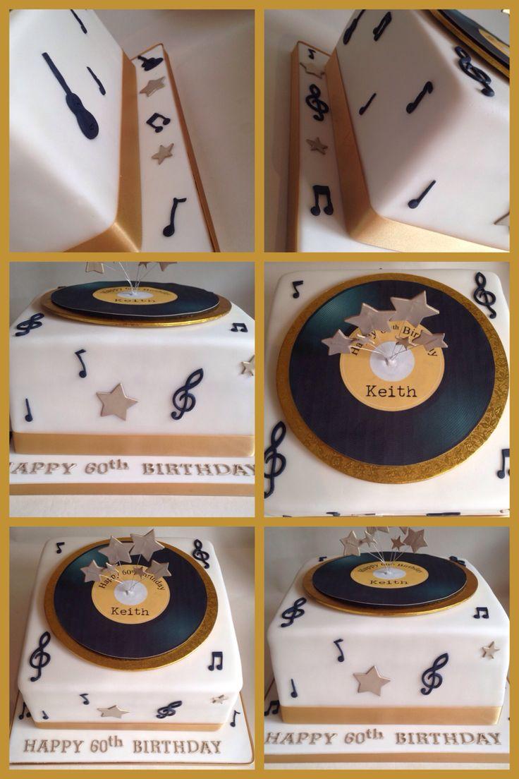 Inspiration wedding Record cake