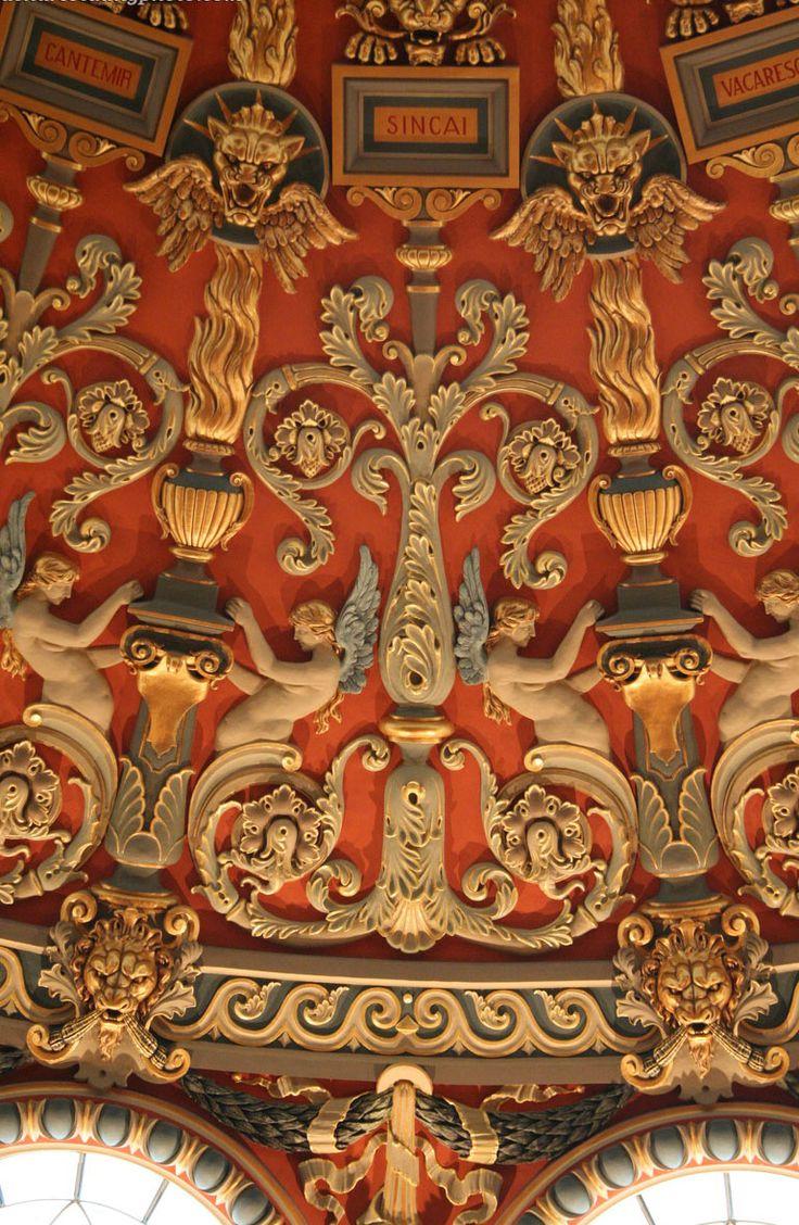 Inside the Athenaeum
