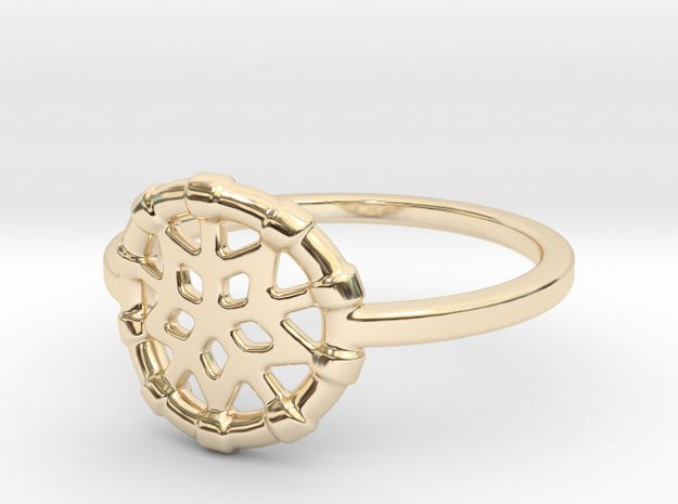 Dreamcatcher Ring by Dyani + Jade