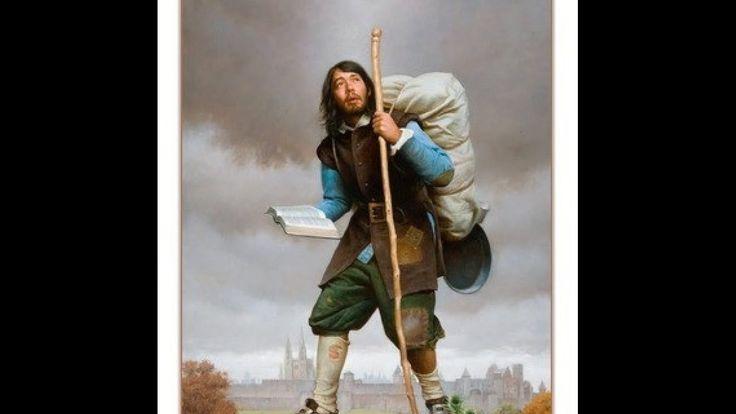 Джон Буньян.Путешествие Пилигрима.Дом Толкователя(5)(читает А.Россошанский)
