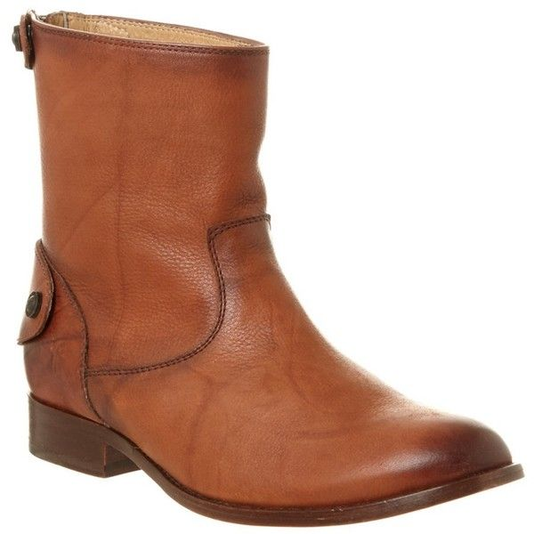 Best 25+ Brown leather ankle boots ideas on Pinterest   Leather ...