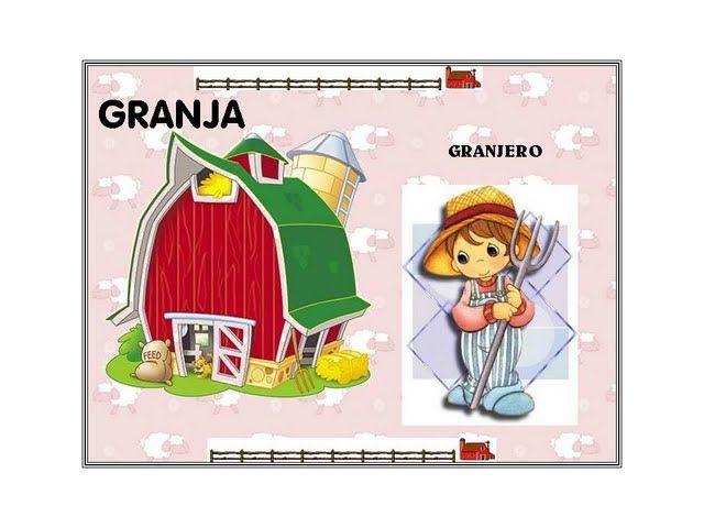 Tipos de casas granja