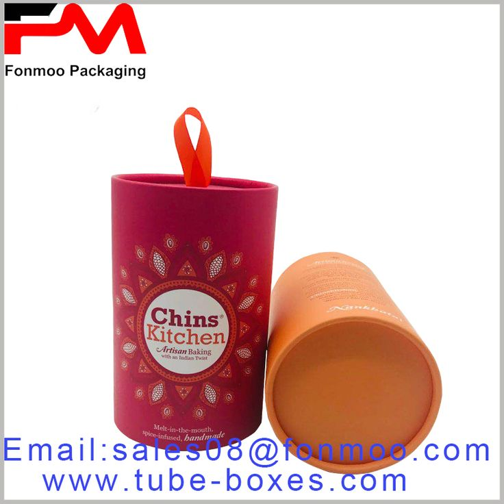 Printed Product Packaging For Chins Kitchen Paper Gifts