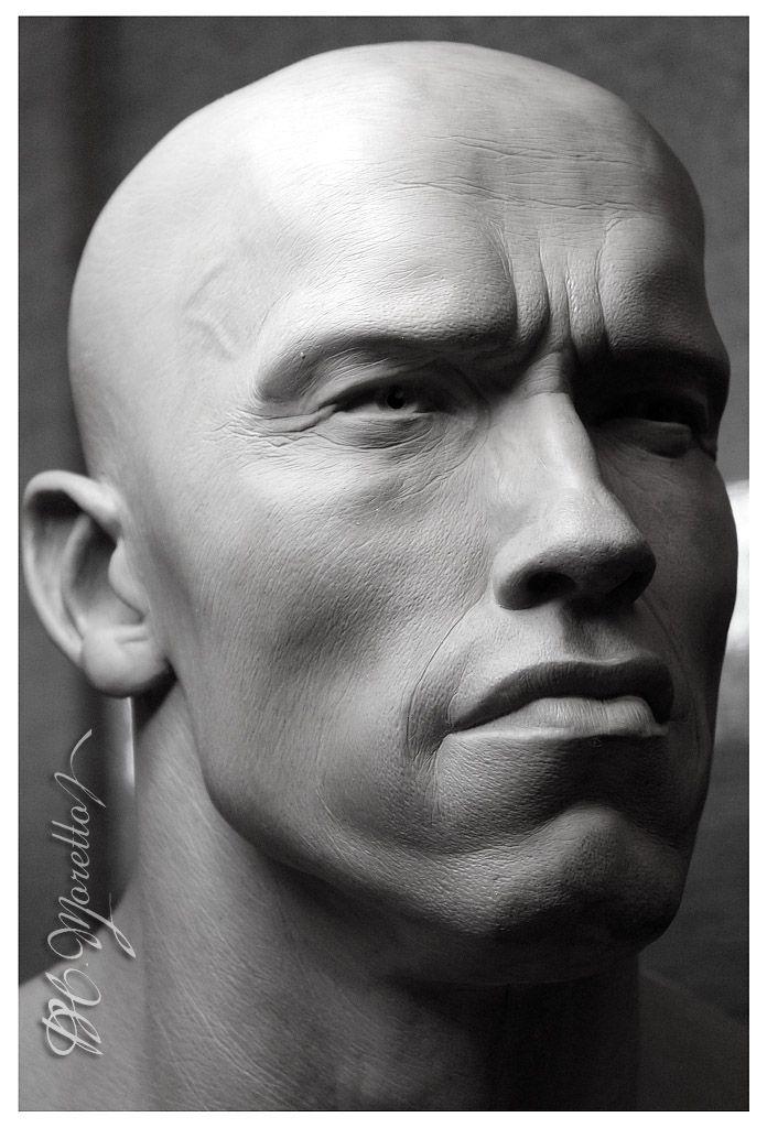 1:1 Arnold Schwarzenegger SKin Textures by Pedro-Moretto on deviantART