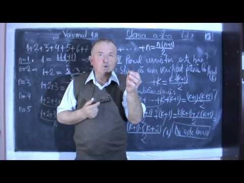 Lectia 138 - Cum putem calcula diferite sume interesante folosind un lim...