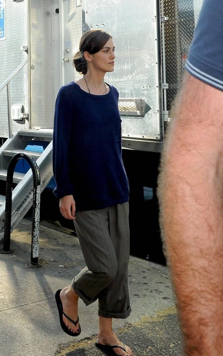 Keira Knightley in Begin Again
